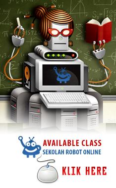 Sekolah Robot Online